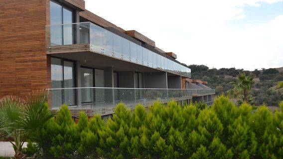 B Modern Residence Projesi