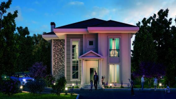 Bahçecik Kavanzade Konakları Projesi