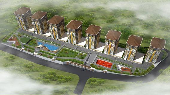 Çankaya Altınşehir Projesi