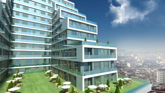 Ncadde Hayat Residence Projesi