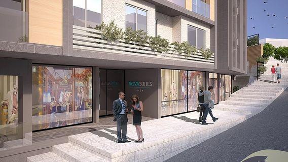 Nova Suites Eyüp Projesi