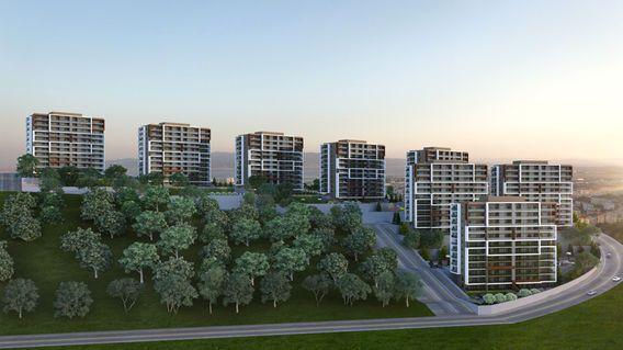 Ege Koop İzmir Körfezi Evleri Projesi
