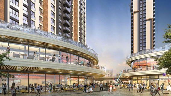 Luxera Meydan Projesi