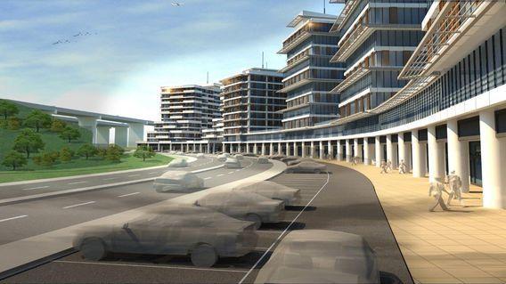 Seba Flats Cendere Projesi