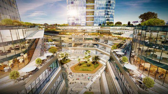 Skyland istanbul Projesi