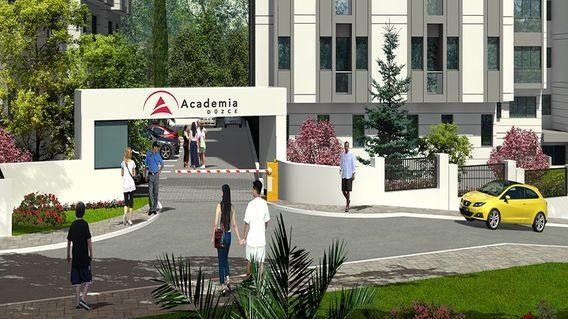 Academia Düzce Projesi