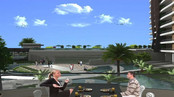 Armada Life Residence Projesi