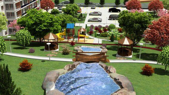 Bağlıca Botanik Park Projesi