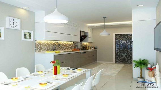 Milas Mavişehir Residence Projesi