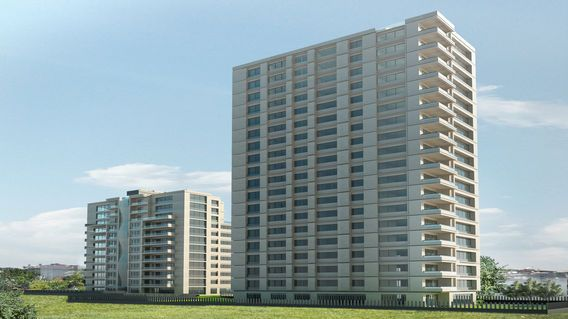 Nuripere Apartmanı Projesi