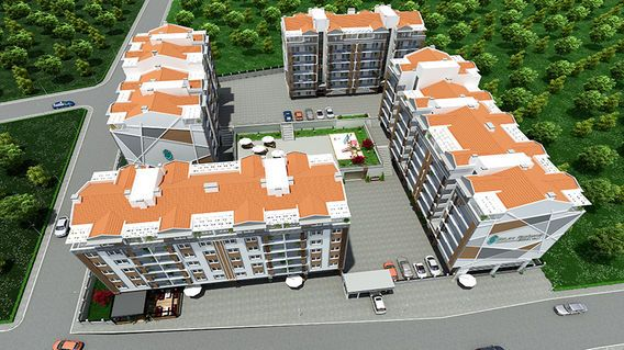 Selam Rezidans Güzelyalı Projesi