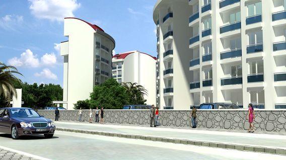 Gold Residence Kundu
