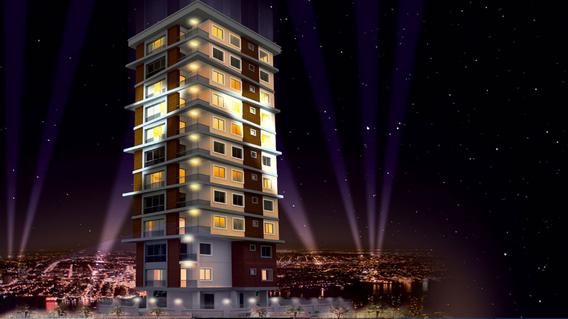 Suadiye Türker Apartmanı Projesi