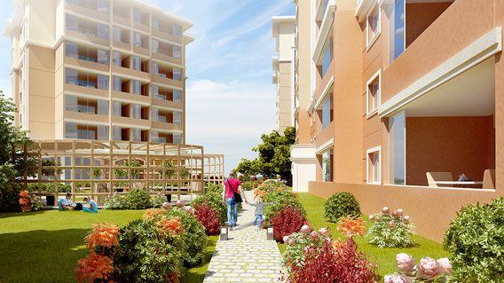 Çınar 6 Evleri Projesi