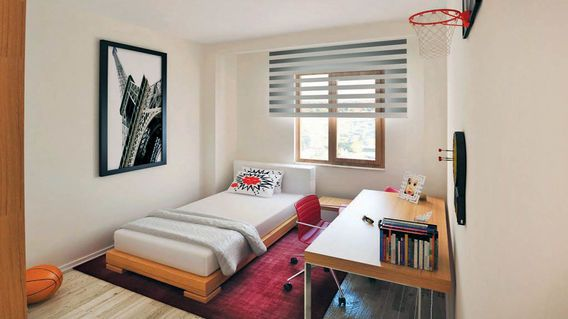 Hisar Residence Projesi