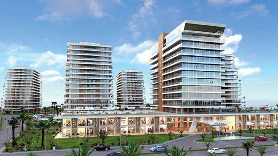 AHM Port City Projesi