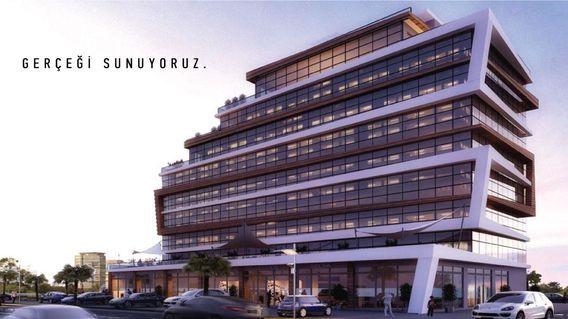 Amass İzmir Residence Ve Office