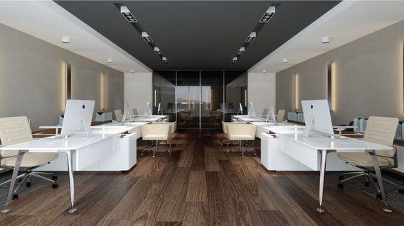 Amass İzmir Residence Ve Office Projesi