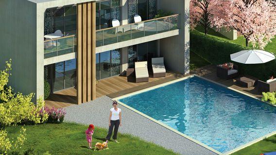 Aqua Cityle Tekirdağ Projesi