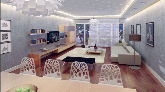 Diamond Residence Projesi