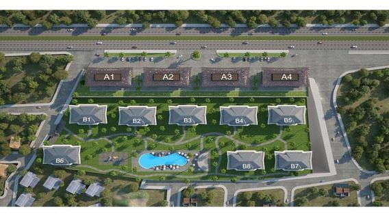 AKS City Projesi
