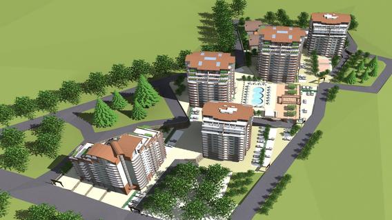 Boztepe Towers Projesi