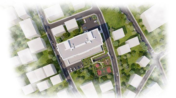 Hakyapı Yeşilbağ Evleri Projesi