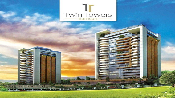 Twin Towers Samsun