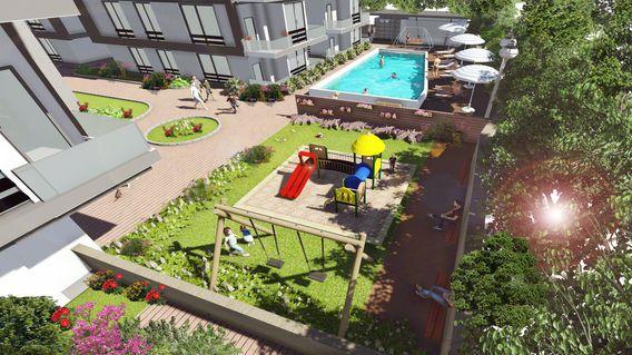 Meydan Park Taşdelen Projesi