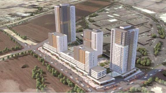 Sur Yapı Semt Bahçekent Projesi