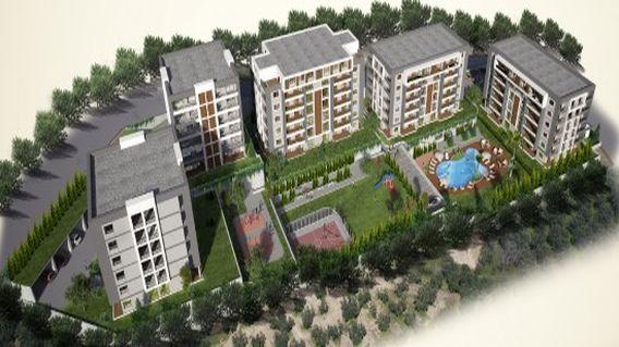 Batıkent Residence Projesi
