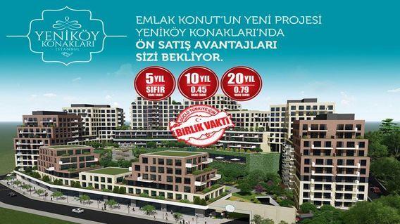 Yeniköy Konakları Projesi