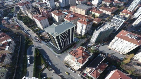 Huzurlu Marmara Bostancı Projesi