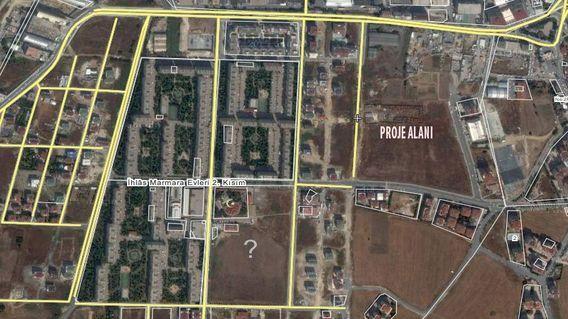 Kiler Marmara Evleri Projesi