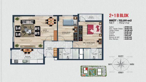 Mayra TEM Expres Residence 116 Projesi
