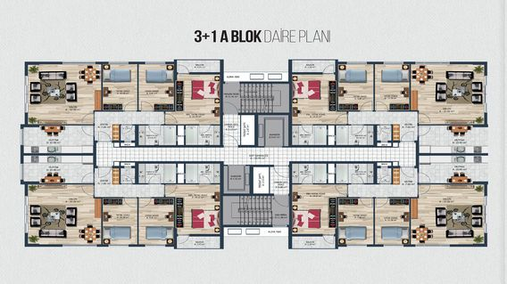 Mayra TEM Expres Residence 116