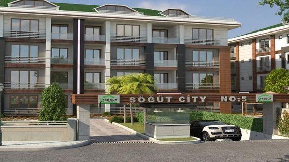 Soğüt City Projesi