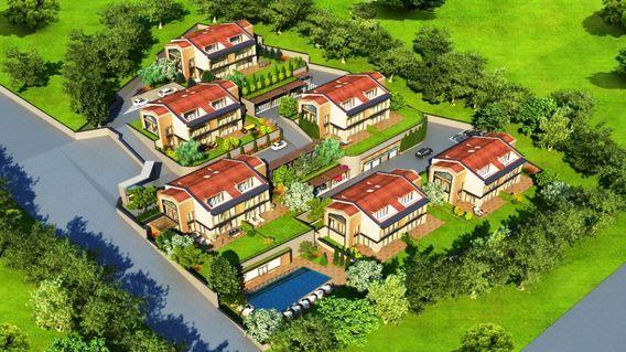 Zekeriyapark Villa