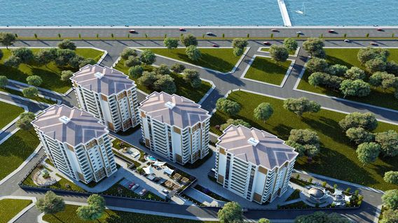 Aks Haliç Park Projesi