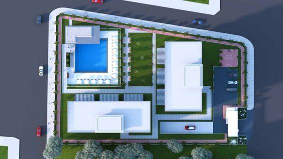 İdeal Suit Adana Projesi