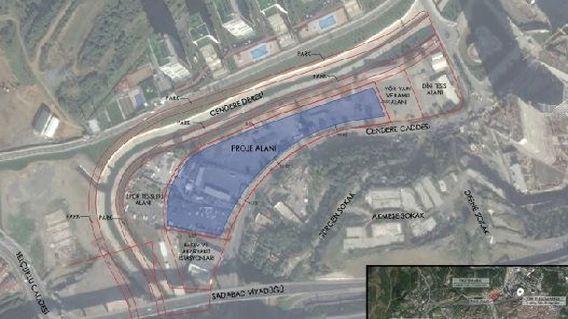 Porta Vadi Kağıthane Projesi
