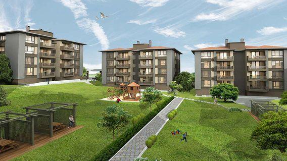 Dora City Eskişehir Projesi