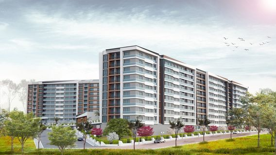 Marmarada Evleri Projesi