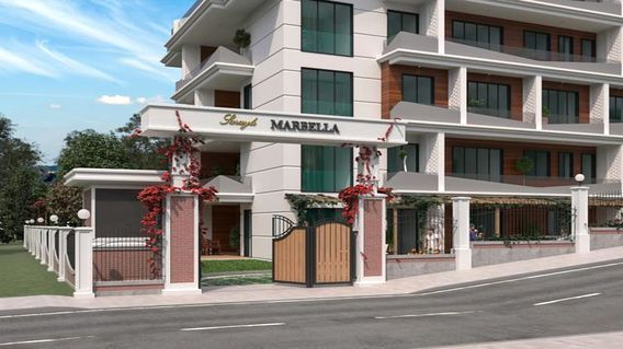 Saraylı Marbella Projesi