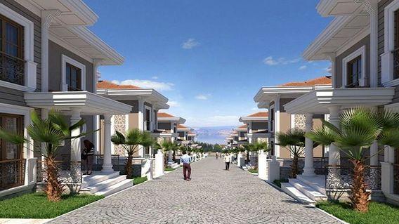 Villa Hirazen Projesi