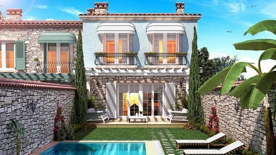 Alaçatı 5 Taş Evler Projesi