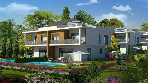 Cemtaş Kavaklı Villaları Projesi