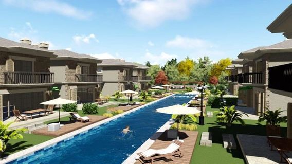 Villa Vera Şifne Taş Evler Projesi