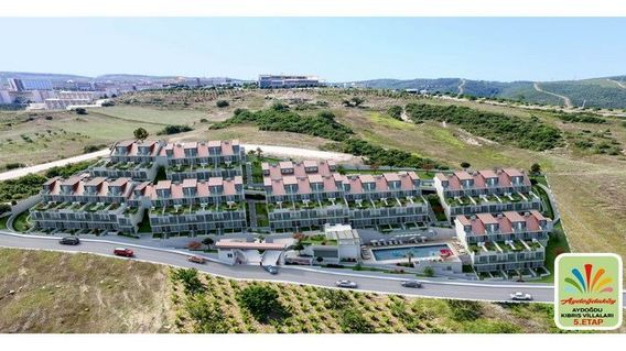 Aydoğdu Kıbrıs Villaları Projesi