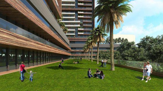 Core Living Güneşli Projesi